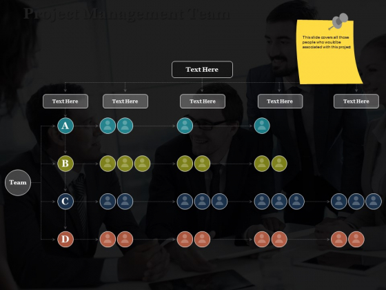 Project Management Team Ppt PowerPoint Presentation Gallery Layout Ideas