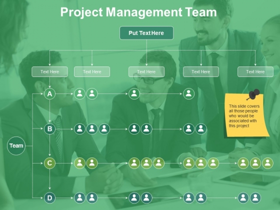 Project Management Team Ppt PowerPoint Presentation Outline Skills