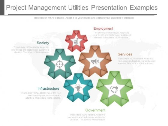 Project Management Utilities Presentation Examples