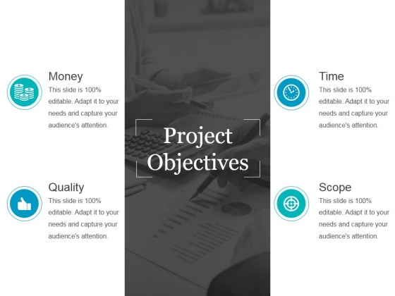 Project Objectives Ppt PowerPoint Presentation Model File Formats