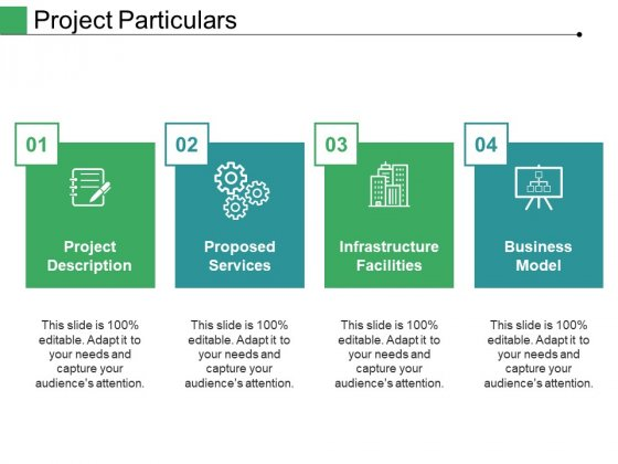 Project Particulars Ppt PowerPoint Presentation Styles Guide