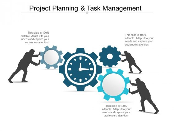 Project Planning And Task Management Ppt PowerPoint Presentation File Skills
