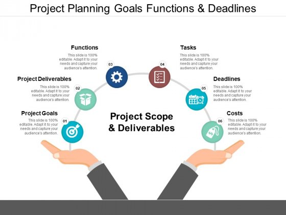 Project scope PowerPoint templates, Slides and Graphics