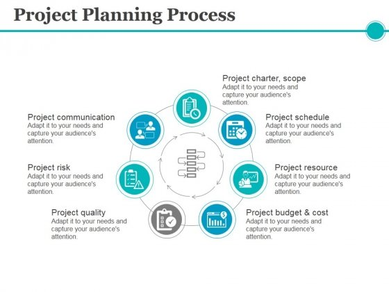 Project Planning Process Ppt PowerPoint Presentation Show Slide