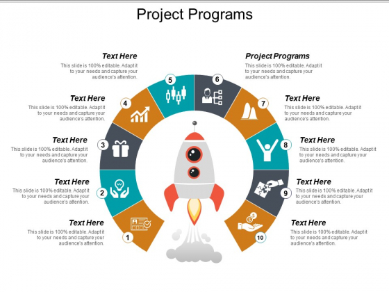 Project Programs Ppt PowerPoint Presentation Layouts Templates Cpb