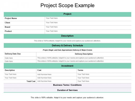 Project Proposal Outline Template Ppt Powerpoint Presentation Icon