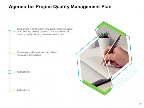 Project_Quality_Management_Plan_Ppt_PowerPoint_Presentation_Complete_Deck_With_Slides_Slide_2