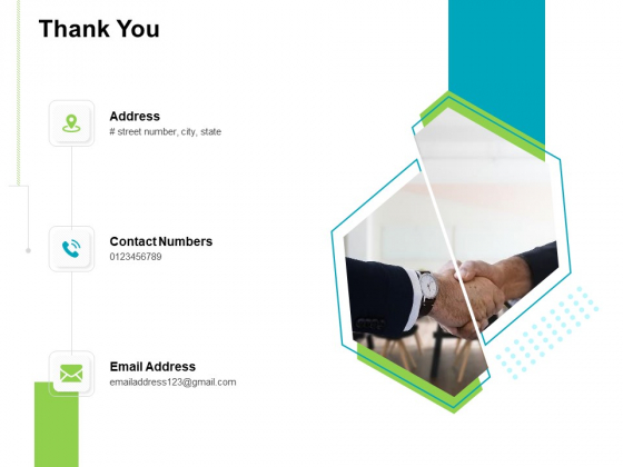 Project Quality Management Plan Thank You Ppt Styles Deck PDF