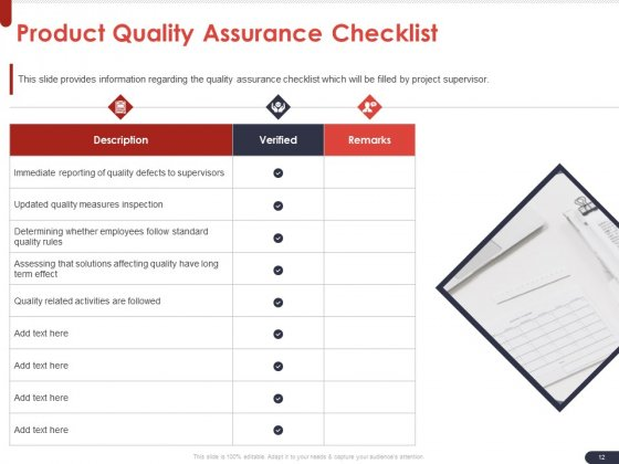 Project_Quality_Planning_And_Controlling_Ppt_PowerPoint_Presentation_Complete_Deck_With_Slides_Slide_12