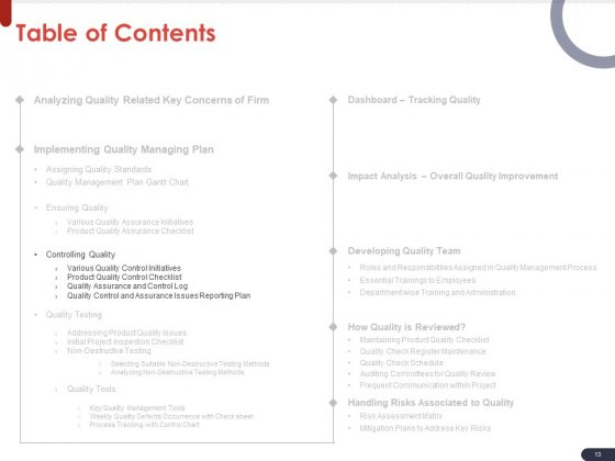 Project_Quality_Planning_And_Controlling_Ppt_PowerPoint_Presentation_Complete_Deck_With_Slides_Slide_13