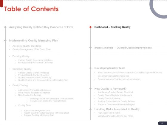 Project_Quality_Planning_And_Controlling_Ppt_PowerPoint_Presentation_Complete_Deck_With_Slides_Slide_45