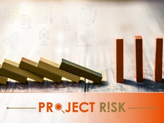 Project Risk Ppt PowerPoint Presentation Complete Deck With Slides