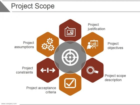 Project Scope Ppt PowerPoint Presentation File Graphics Design