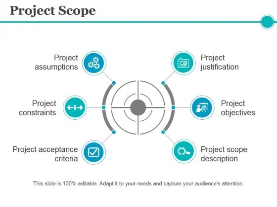 Project Scope Ppt PowerPoint Presentation Gallery Show
