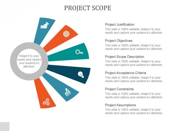 Project Scope Ppt PowerPoint Presentation Professional