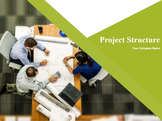 Project Structure Ppt PowerPoint Presentation Complete Deck With Slides