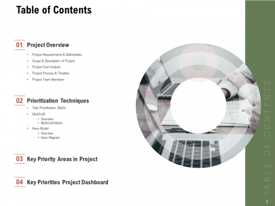 Project_Tasks_Priority_Analysis_Ppt_PowerPoint_Presentation_Complete_Deck_With_Slides_Slide_3
