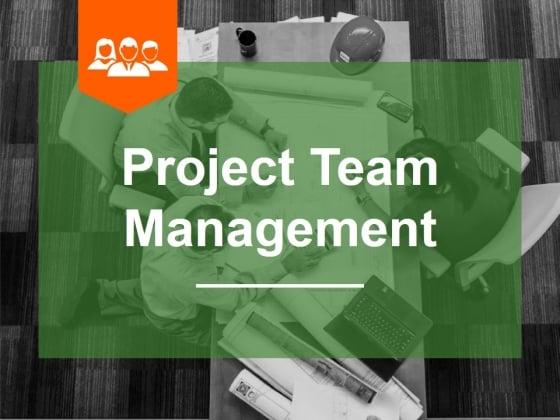 Project Team Management Ppt PowerPoint Presentation Good