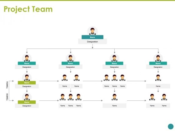 Project Team Template Ppt PowerPoint Presentation Outline Example File