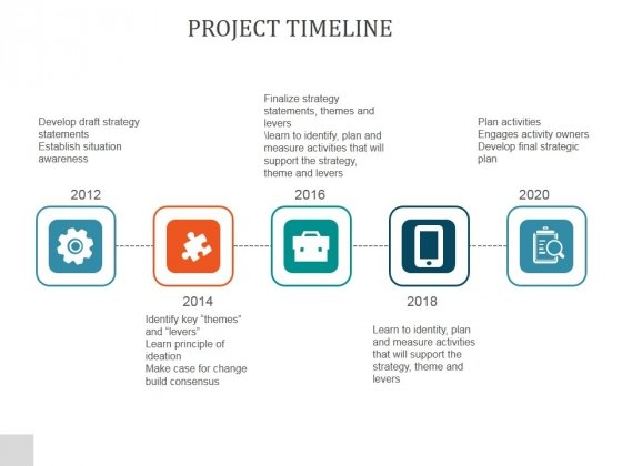 Project Timeline Ppt PowerPoint Presentation Example File