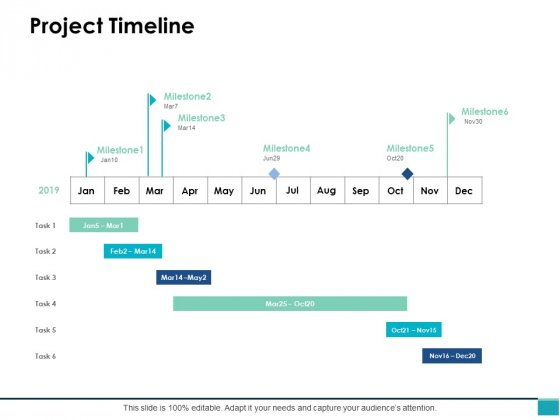 Project Timeline Ppt PowerPoint Presentation Layouts Format