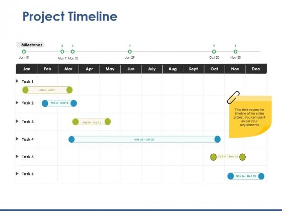 project timeline powerpoint templates slides and graphics