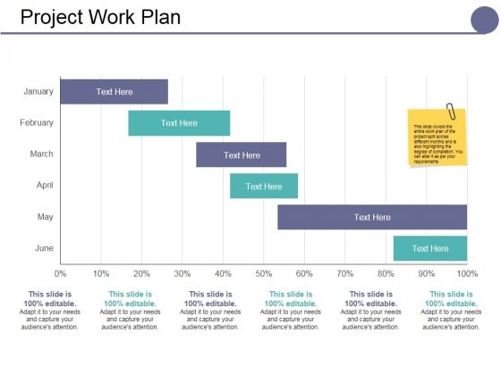 Project Work Plan Ppt PowerPoint Presentation Layouts Information