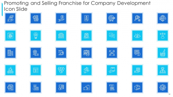 Promoting_And_Selling_Franchise_For_Company_Development_Ppt_PowerPoint_Presentation_Complete_Deck_With_Slides_Slide_40