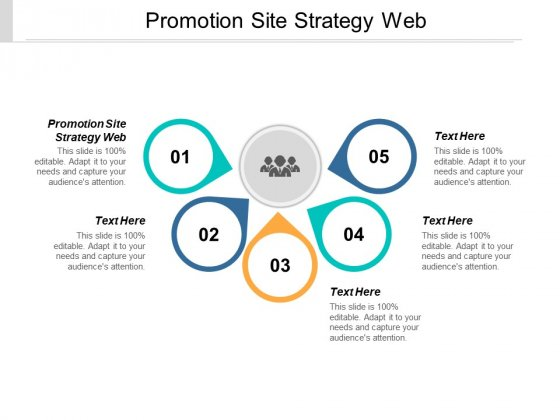 Promotion Site Strategy Web Ppt PowerPoint Presentation Slides Download Cpb