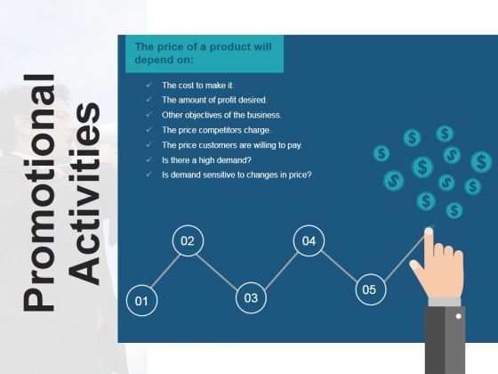 Promotional Activities Template 2 Ppt PowerPoint Presentation Gallery