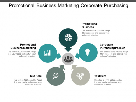 promotional business marketing corporate purchasing policies promotional business ppt powerpoint presentation styles background