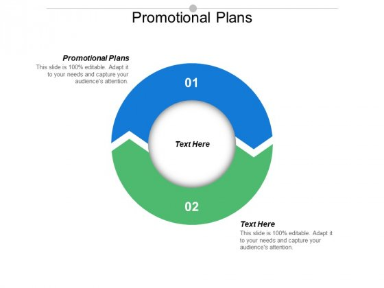 Promotional Plans Ppt PowerPoint Presentation Ideas Design Templates Cpb