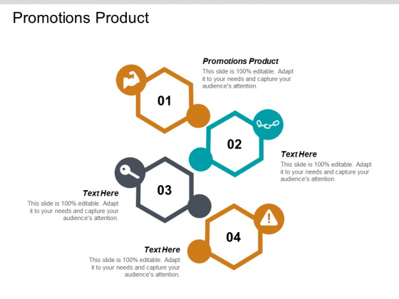 Promotions Product Ppt PowerPoint Presentation Professional Graphics Design Cpb