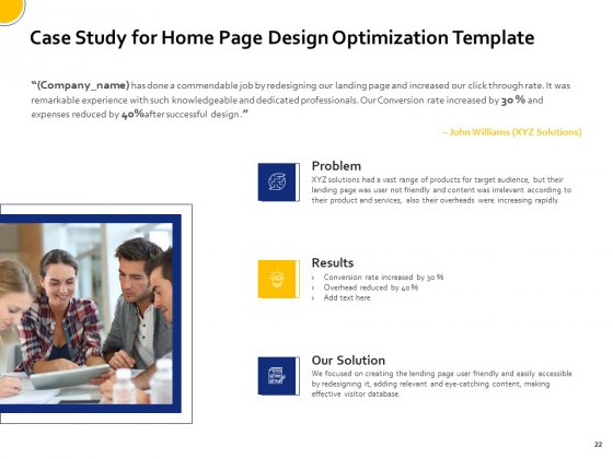 Proposal_For_Home_Page_Design_Optimization_Template_Ppt_PowerPoint_Presentation_Complete_Deck_With_Slides_Slide_22