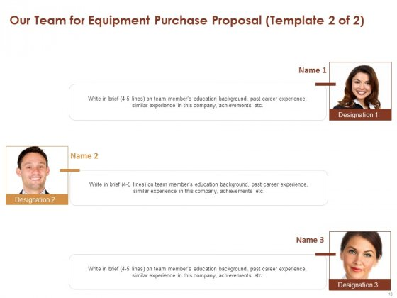 Proposal_For_Purchasing_New_Equipment_Ppt_PowerPoint_Presentation_Complete_Deck_With_Slides_Slide_18