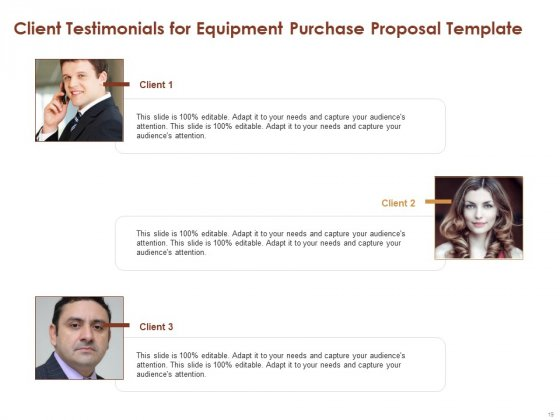 Proposal_For_Purchasing_New_Equipment_Ppt_PowerPoint_Presentation_Complete_Deck_With_Slides_Slide_19