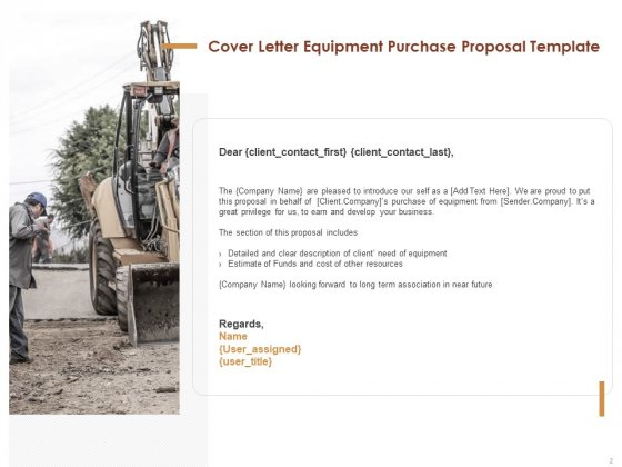 Proposal_For_Purchasing_New_Equipment_Ppt_PowerPoint_Presentation_Complete_Deck_With_Slides_Slide_2