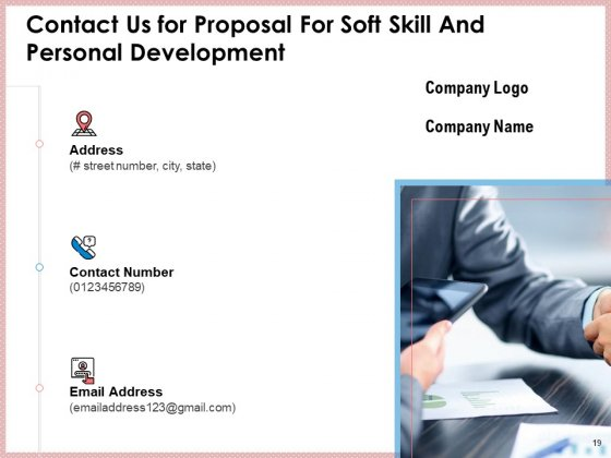 Proposal_For_Soft_Skill_And_Personal_Development_Ppt_PowerPoint_Presentation_Complete_Deck_With_Slides_Slide_19