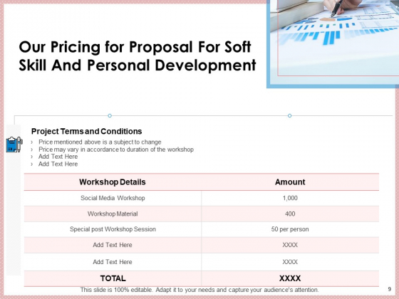 Proposal_For_Soft_Skill_And_Personal_Development_Ppt_PowerPoint_Presentation_Complete_Deck_With_Slides_Slide_9
