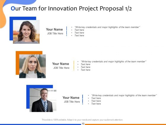 Proposal_For_Technological_Innovation_Project_Ppt_PowerPoint_Presentation_Complete_Deck_With_Slides_Slide_13