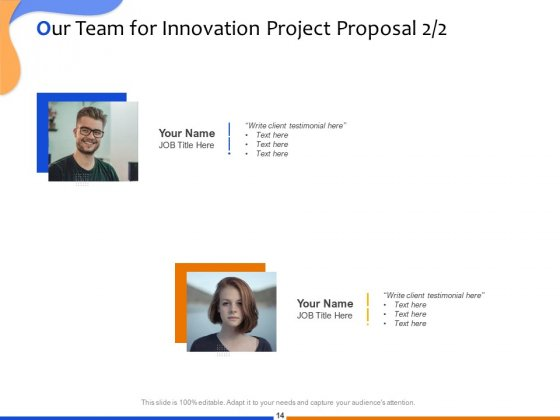 Proposal_For_Technological_Innovation_Project_Ppt_PowerPoint_Presentation_Complete_Deck_With_Slides_Slide_14