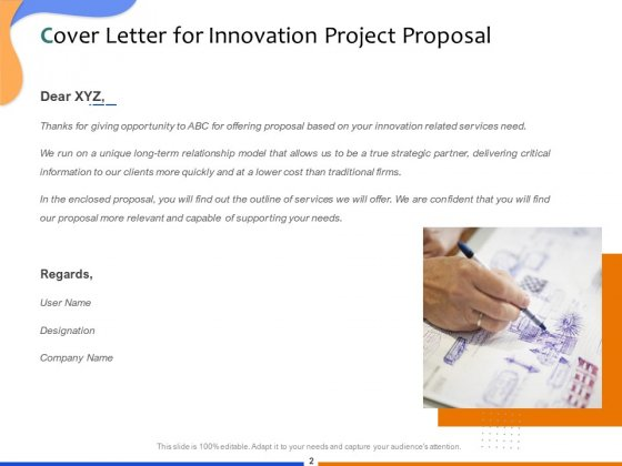 Proposal_For_Technological_Innovation_Project_Ppt_PowerPoint_Presentation_Complete_Deck_With_Slides_Slide_2