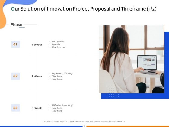 Proposal_For_Technological_Innovation_Project_Ppt_PowerPoint_Presentation_Complete_Deck_With_Slides_Slide_5