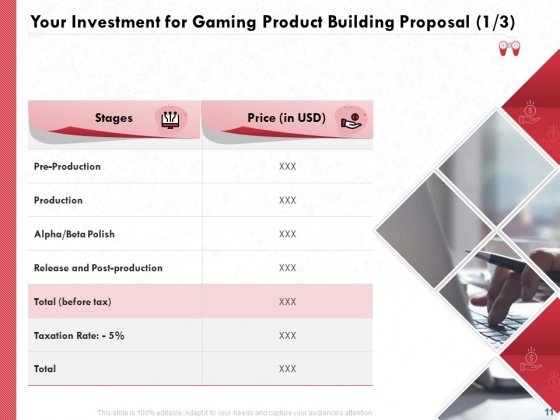 Proposal_To_Build_A_Gaming_Computer_Ppt_PowerPoint_Presentation_Complete_Deck_With_Slides_Slide_11