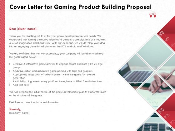 Proposal_To_Build_A_Gaming_Computer_Ppt_PowerPoint_Presentation_Complete_Deck_With_Slides_Slide_2