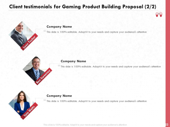 Proposal_To_Build_A_Gaming_Computer_Ppt_PowerPoint_Presentation_Complete_Deck_With_Slides_Slide_23