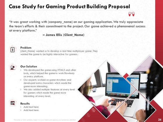 Proposal_To_Build_A_Gaming_Computer_Ppt_PowerPoint_Presentation_Complete_Deck_With_Slides_Slide_24