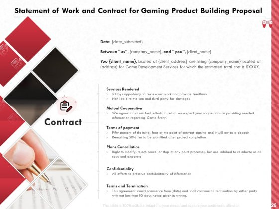 Proposal_To_Build_A_Gaming_Computer_Ppt_PowerPoint_Presentation_Complete_Deck_With_Slides_Slide_26