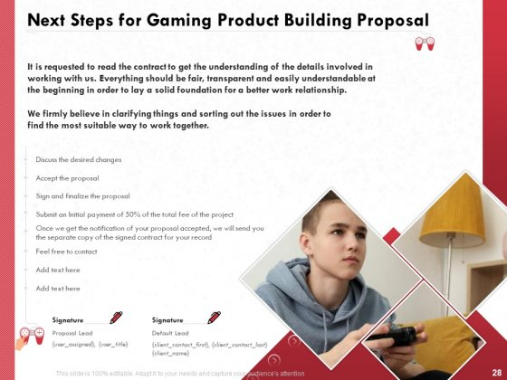 Proposal_To_Build_A_Gaming_Computer_Ppt_PowerPoint_Presentation_Complete_Deck_With_Slides_Slide_28