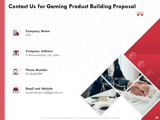 Proposal_To_Build_A_Gaming_Computer_Ppt_PowerPoint_Presentation_Complete_Deck_With_Slides_Slide_29